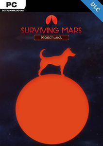 Surviving Mars: Project Laika PC DLC