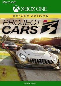 Project Cars 3 Deluxe Edition Xbox One (UK)