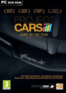 Project Cars - Game of the Year Edition PC