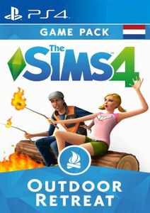 The Sims 4 - Outdoor Retreat Expansion Pack PS4 (Netherlands)
