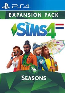 The Sims 4 - Seasons Expansion Pack PS4 (Netherlands)