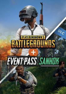 Playerunknowns Battlegrounds (PUBG) + Event Pass Sanhok PC