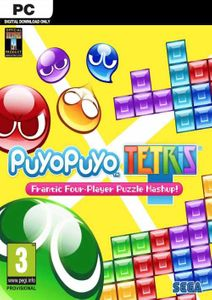 Puyo Puyo Tetris PC (EU)