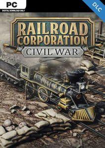 Railroad Corporation Civil War PC - DLC
