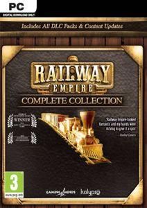 Railway Empire - Complete Collection PC (EU)