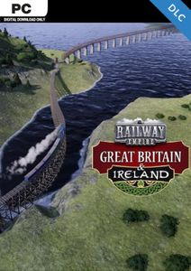 Railway Empire PC: Great Britain and Ireland DLC