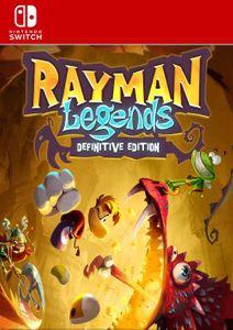Rayman Legends Definitive Edition Switch (EU)