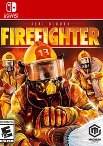 Real Heroes: Firefighter Switch (EU)