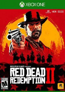 Red Dead Redemption 2 Xbox One (WW)