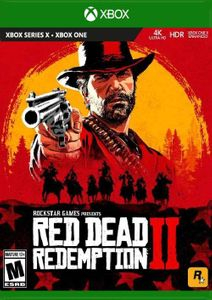 Red Dead Redemption 2 Xbox One (EU)