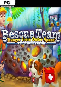 Rescue Team Danger from Outer Space PC