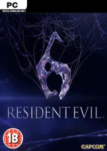 Resident Evil 6 PC (EU)