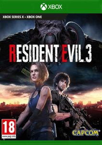 Resident Evil 3 Xbox One (US)