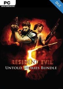 Resident Evil 5 - Untold Stories Bundle PC - DLC