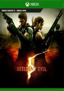 Resident Evil 5 Xbox One (UK)
