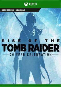 Rise Of The Tomb Raider: 20 Year Celebration Xbox One