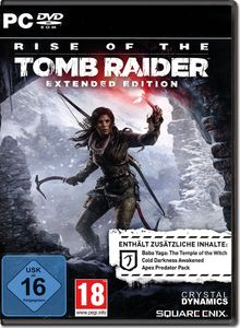 Rise of the Tomb Raider Extended Edition PC