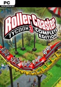 RollerCoaster Tycoon 3: Complete Edition PC