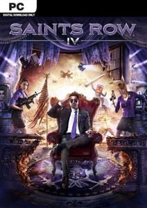 Saints Row IV PC (EU)