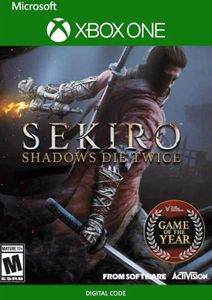 Sekiro: Shadows Die Twice - GOTY Edition Xbox One (UK)