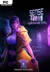 Sense - 不祥的预感: A Cyberpunk Ghost Story PC