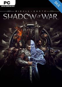 Middle Earth Shadow of War - Starter Bundle PC