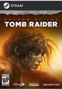 Shadow of the Tomb Raider Croft Edition PC + DLC