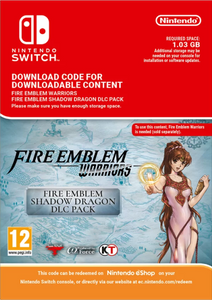 Fire Emblem Warriors Shadow Dragon Pack DLC Switch (EU)