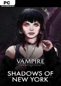 Vampire: The Masquerade - Shadows of New York PC