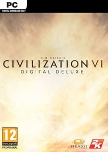 Sid Meier's Civilization VI Digital Deluxe PC (EU)