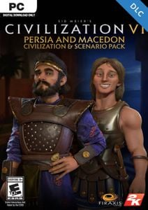 Sid Meier's Civilization VI: Persia and Macedon Civilization and Scenario Pack PC (WW)