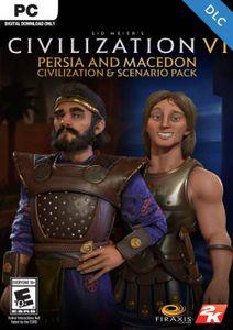 Sid Meier's Civilization VI: Persia and Macedon Civilization and Scenario Pack PC (WW)