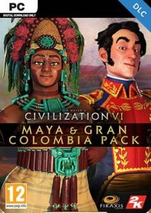 Sid Meier's Civilization VI - Maya & Gran Colombia Pack PC - DLC