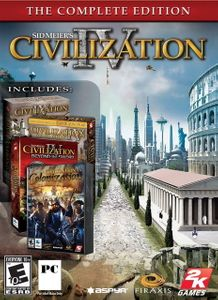 Sid Meier's Civilization IV 4: The Complete Edition PC