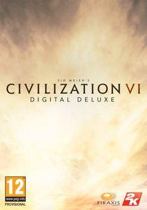 Sid Meier's Civilization VI 6 Digital Deluxe PC