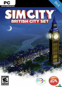 SimCity - British City PC - DLC