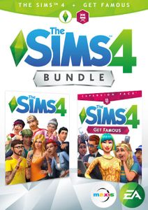 The Sims 4 - Get Famous Bundle PC