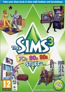 Die Sims 3: 70er, 80er & 90er - Accessoires PC
