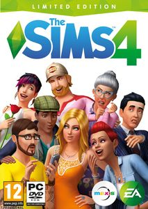 The Sims 4 - Limited Edition PC