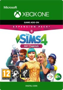 The Sims 4 - Get Famous Expansion Pack Xbox One