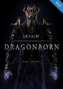 The Elder Scrolls V 5 Skyrim - Dragonborn Expansion Pack PC