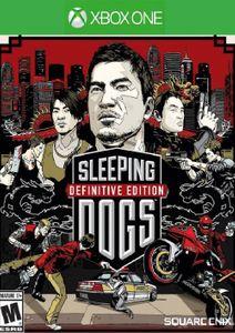 Sleeping Dogs Definitive Edition Xbox One (UK)