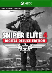 Sniper Elite 4 Digital Deluxe Edition Xbox One (UK)