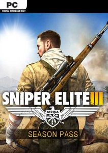 Sniper Elite 3 Season Pass PC - DLC