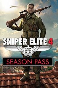 Sniper Elite 4 PC - Season Pass