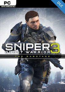 Sniper Ghost Warrior 3 The Sabotage PC - DLC