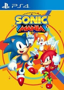 Sonic Mania PS4 + DLC (US)