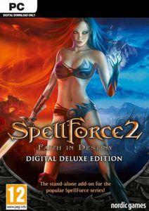 SpellForce 2 - Faith in Destiny Digital Deluxe PC
