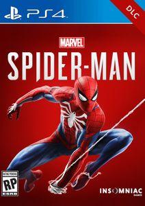Marvel's Spider-Man DLC PS4