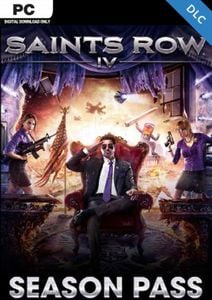 Saints Row IV Season Pass PC - DLC